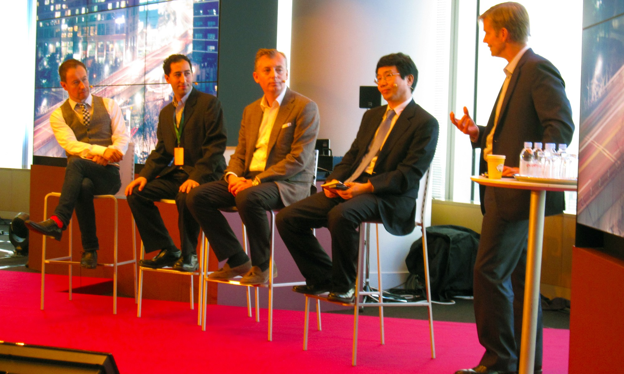 Ericsson Mobile Business Innovation Forum – Tokyo