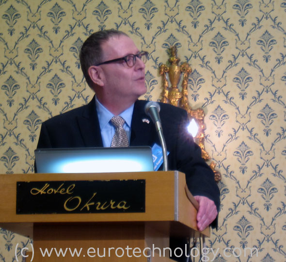 Economic Minister to Japan of Israel, Eitan Kuperstoch