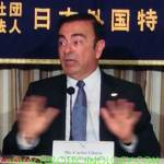 Carlos Ghosn, Chairman and CEO of Nissan, Renault and the Renault-Nissan Alliance