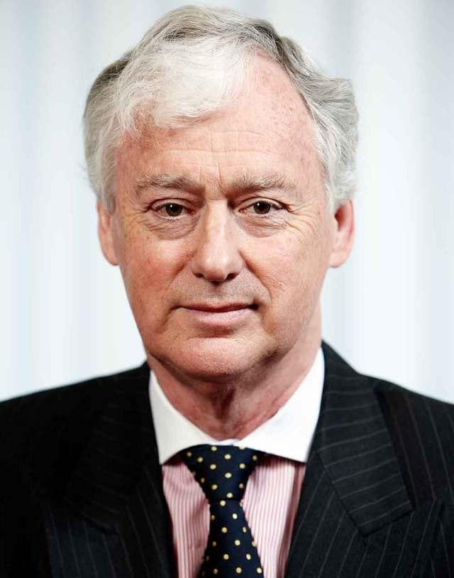Stephen Gomersall was British Ambassador to Japan from 1999-2004, and Hitachi