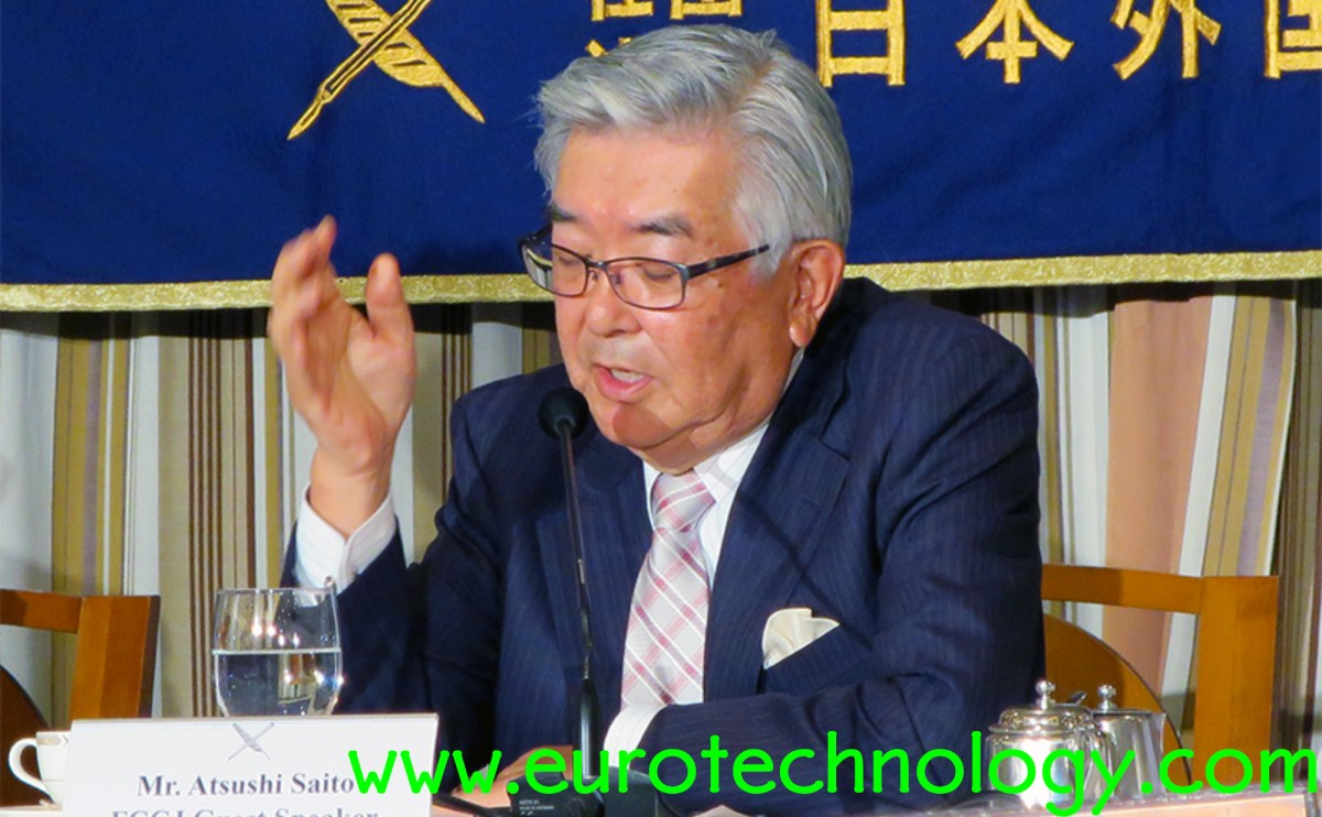 Japan Exchange Group CEO Atsushi Saito: proud of Corporate Governance achievements, but ashamed of Toshiba