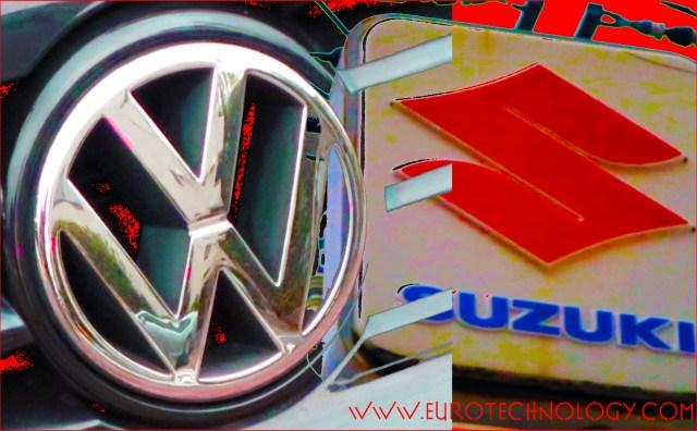 VW Volkswagen Suzuki