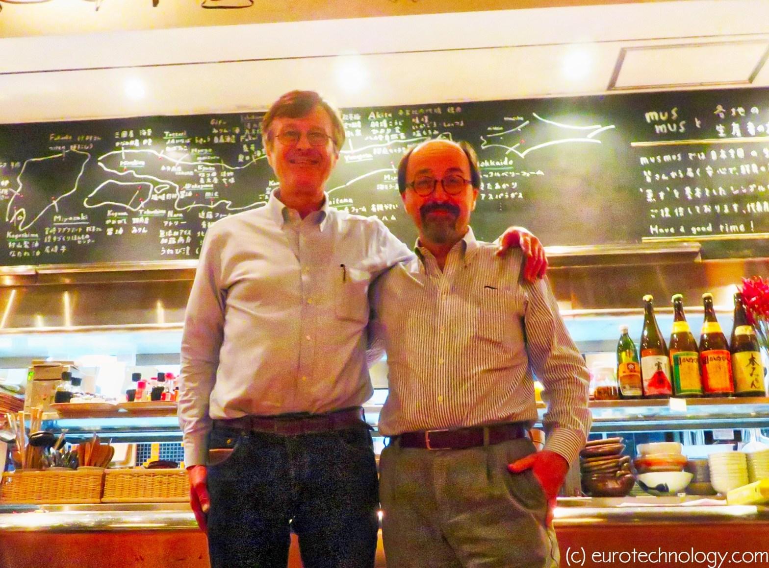 Bill Emmott and Gerhard Fasol - A conversation about Japan's future
