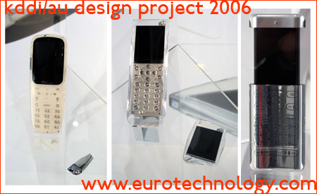 KDDI / au design project 2006