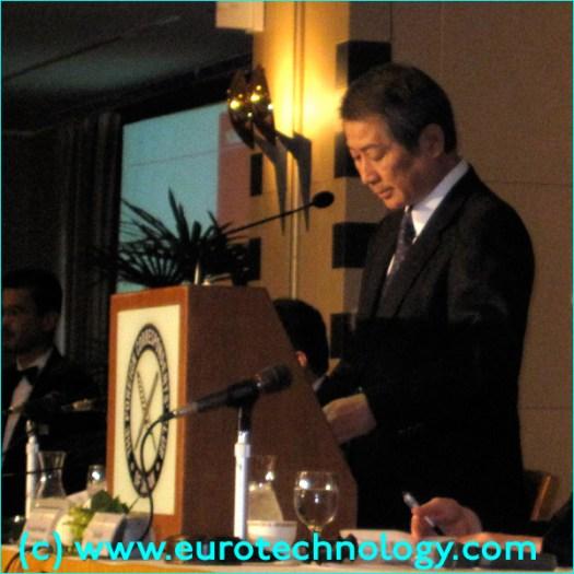 Nomura CEO Kenichi Watanabe