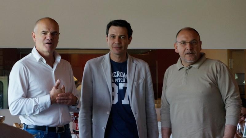 Euro-Toques più grande dopo Paestum Derflingher: Il cuoco deve sensibilizzare