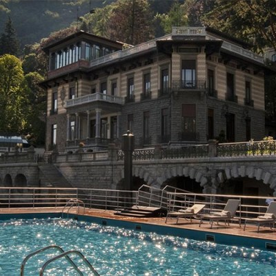 Enrico Derflingher al CastaDiva Resort <br>per una stagione di eventi esclusivi