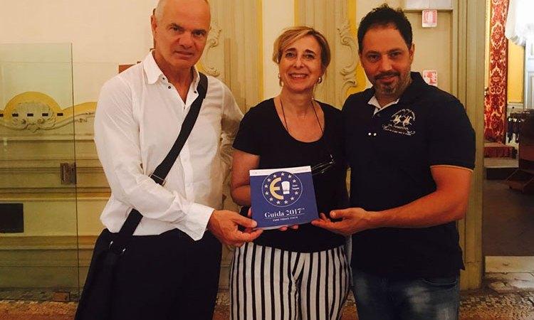 I cuochi Euro-Toques in cucina a Roma per la 4ª Celebrity Fight Night in Italy