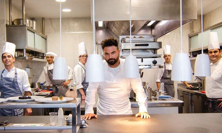 Brilla la prima stella italiana in Spagna La Michelin premia la Cucina di Croatti