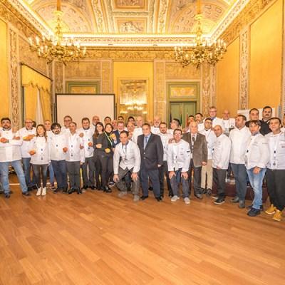 Euro-Toques, 1° Congresso Sicilia <br/> Presentata la Guida 2019 con 242 soci