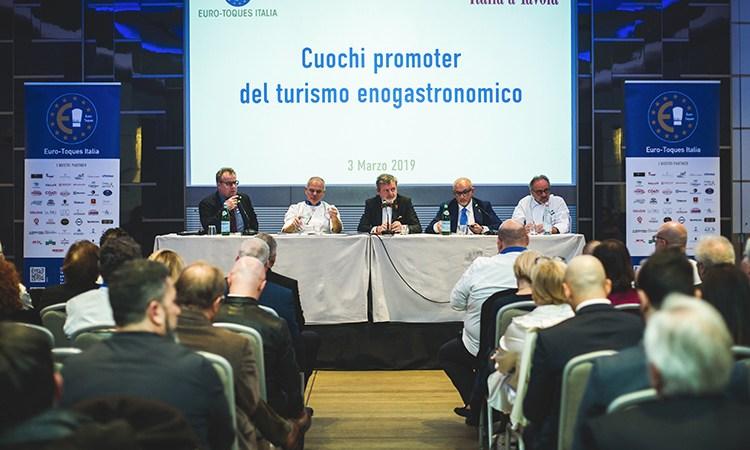 Euro-Toques, associazione trasversale «I cuochi aiutano il turismo italiano»