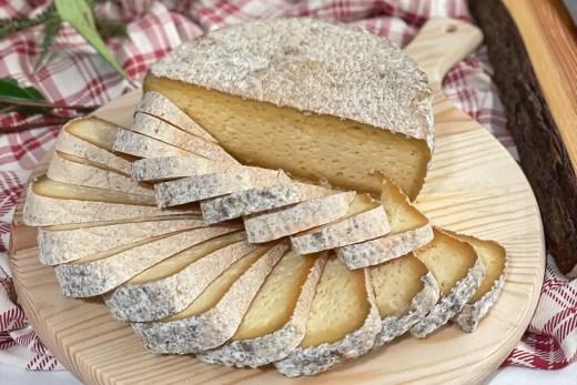 Il formaggio Deco di Alagna Valsesia