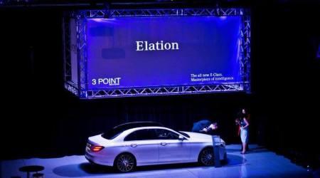Mercedes Benz launches down under in Australia with Eurotruss!