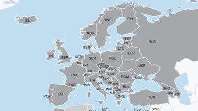 ESC-Länder im Überblick | Länder