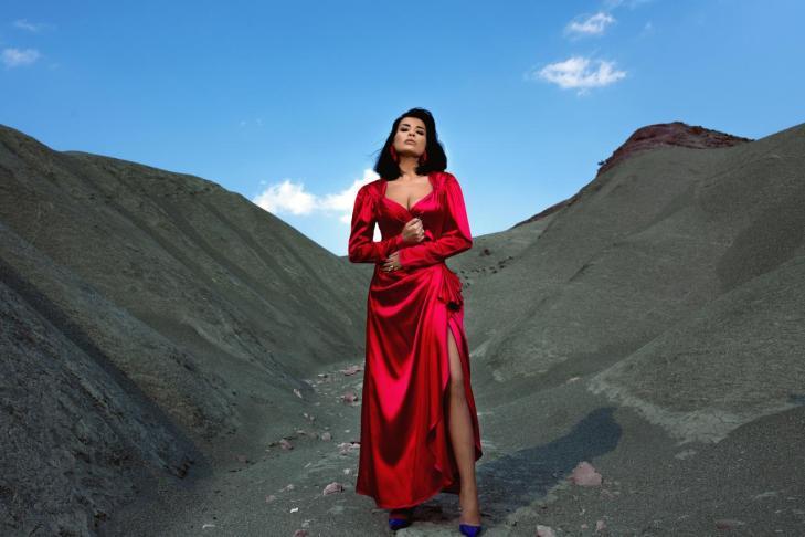 Jonida Maliqi, Albania. Image source: Edvina Meta