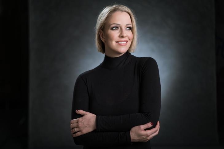 Tamara Todevska, North Macedonia. Image source: Cedomir Popovski