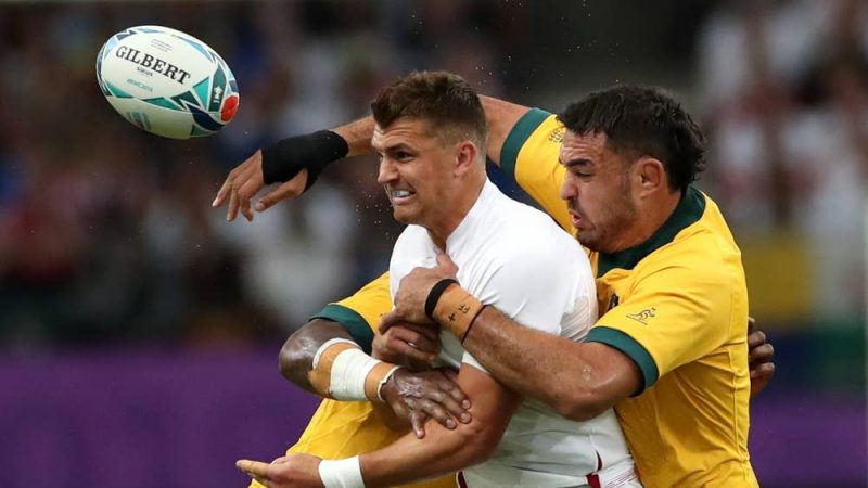 Half Time Match Report England V Australia * Euro Weekly News Spain