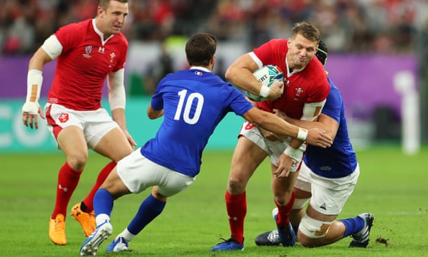 Wales In Trouble First Half As The French Dominate * Euro Weekly News Spain