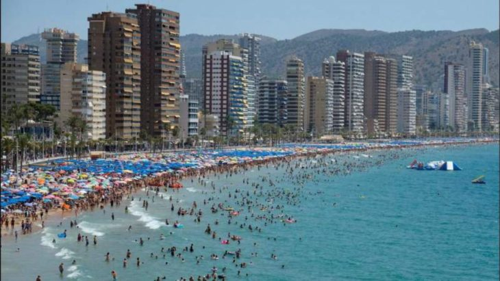 Benidorm on Spain's Costa Blanca among most sought after holiday ...