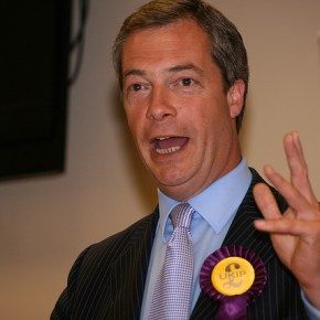 Nigel Farage - photo by Euro Realist Newsletter (https://flic.kr/p/5HT95f)
