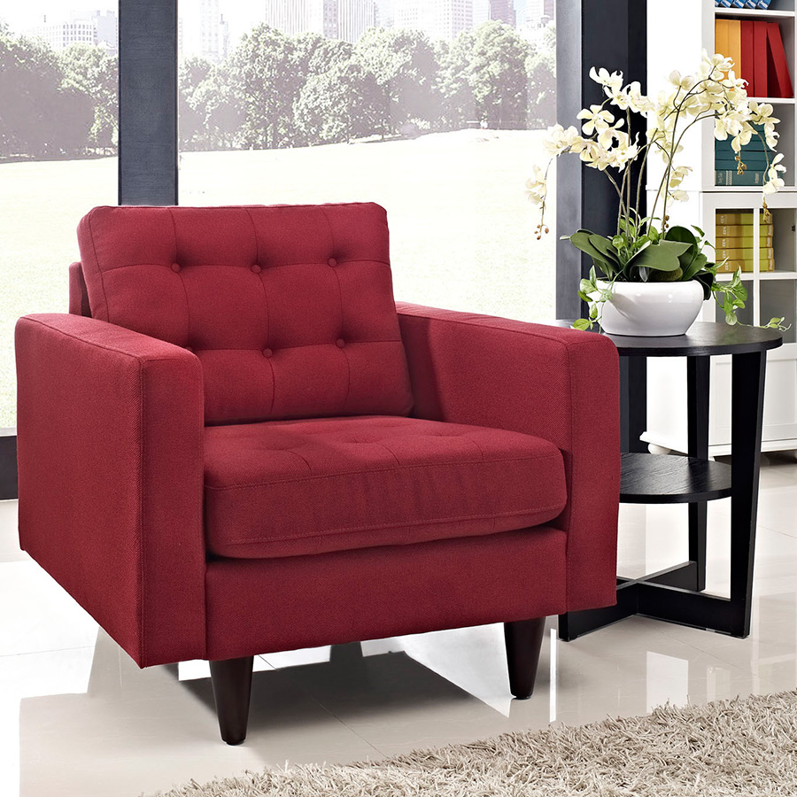 modern lounge chairs enfield red chair eurway