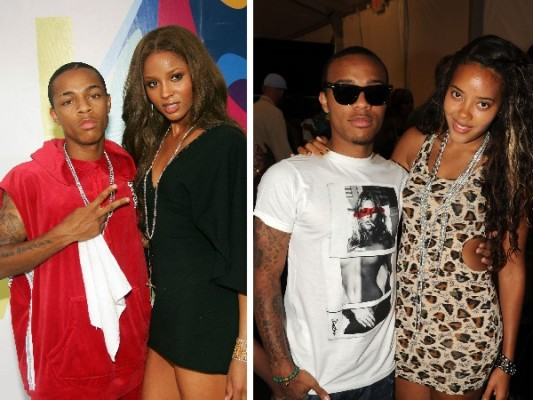 Bow Wow, Ciara and Angela Simmons