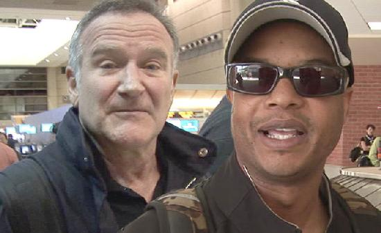 todd bridges & robin williams