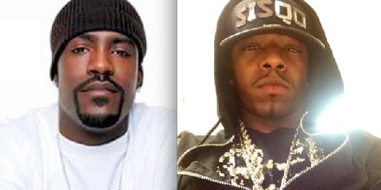 Celebrity Fight! Sisqo Vs. Kyle from Jagged Edge