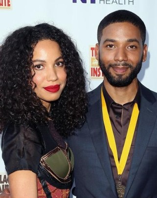 Jurnee Smollett-Bell and Jussie Smollett