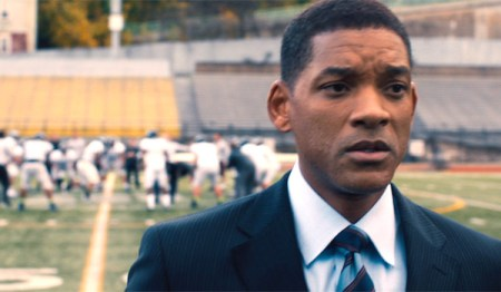 Will Smith in Concussion trailers