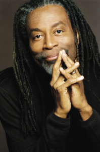 Bobby McFerrin, Photo by Carol Friedman.