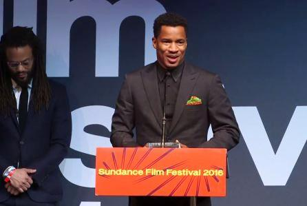 nate parker (at sundance)
