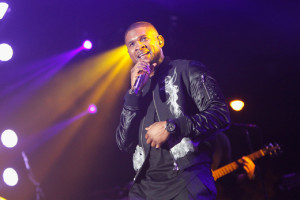Usher performs onstage at 11th Annual Jazz In The Gardens Music Festival - Day 2 at Sunlife Stadium on March 20, 2016 in Miami, Florida. (Photo by Mychal Watts/Getty Images for Ja... <a rel=