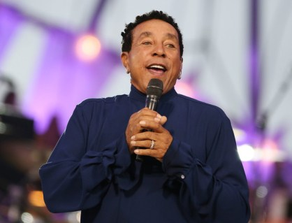 Smokey Robinson performs at A Capitol Fourth concert at the U.S. Capitol, West Lawn, on July 4, 2016 in Washington, DC.