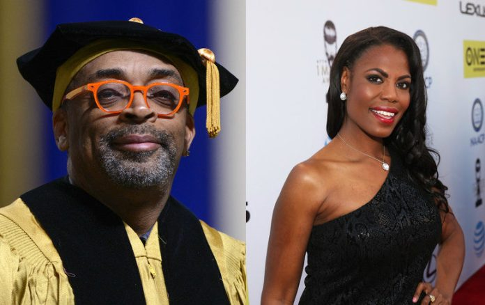 Image result for spike lee omarosa