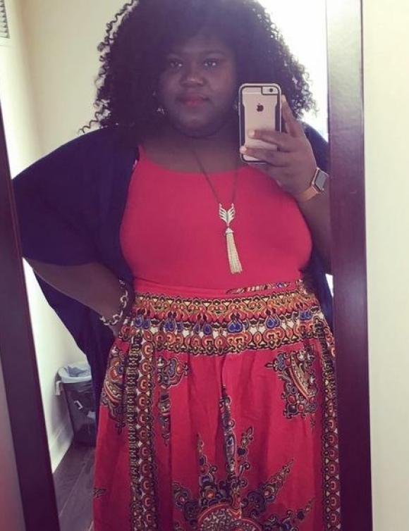 Gabourey Gabby Sidibe Shows Off Weight Loss In New Photo Look