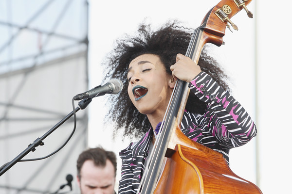 Esperanza Spalding to Write & Record New Album During 3-Day