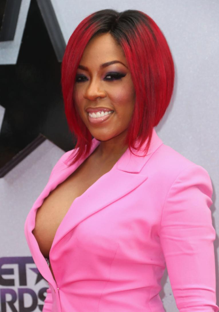 k. michelle tweets she's expecting twins and details lupus scare