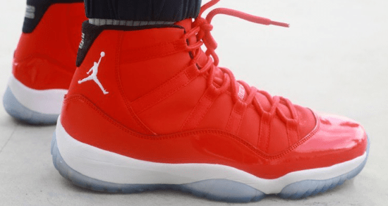 on sale 2d893 c2bc9 Chance the Rapper Gives Out Unreleased $220 Jordan 11s to ...
