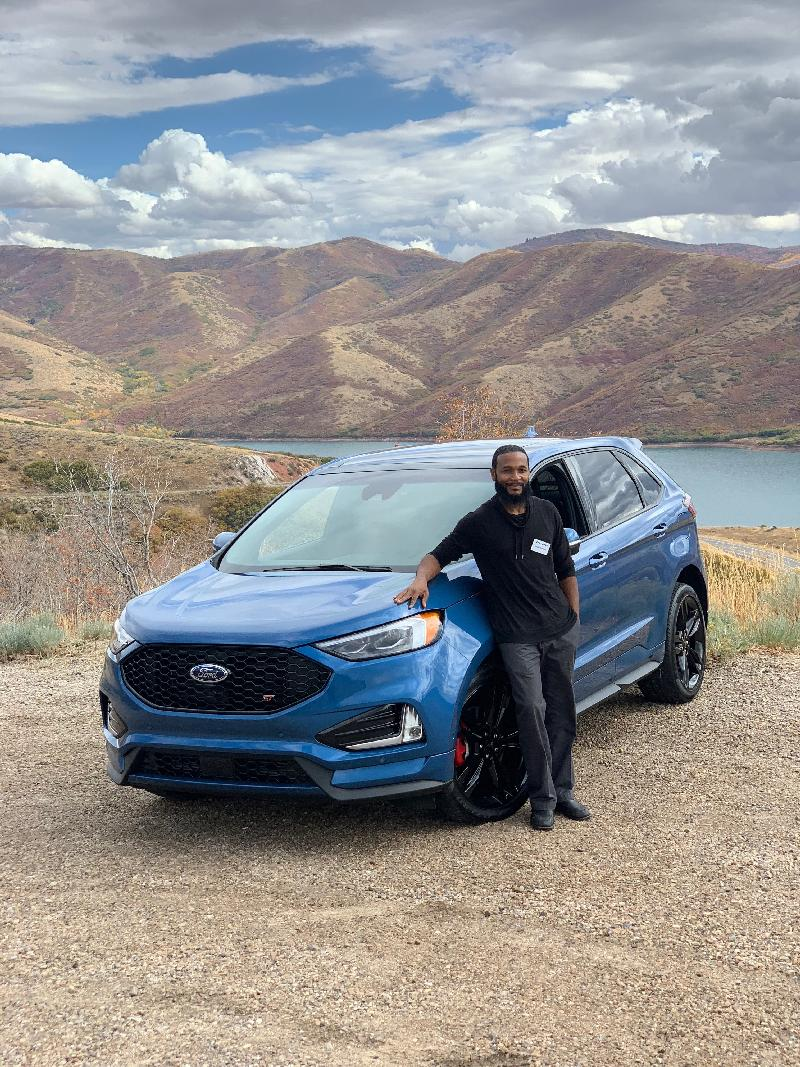 2019 Ford Edge Delivers Spices Up Serene Salt Lake City