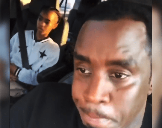 Sean Combs Joins '6am Crew' + Fans Slam Quincy Brown for