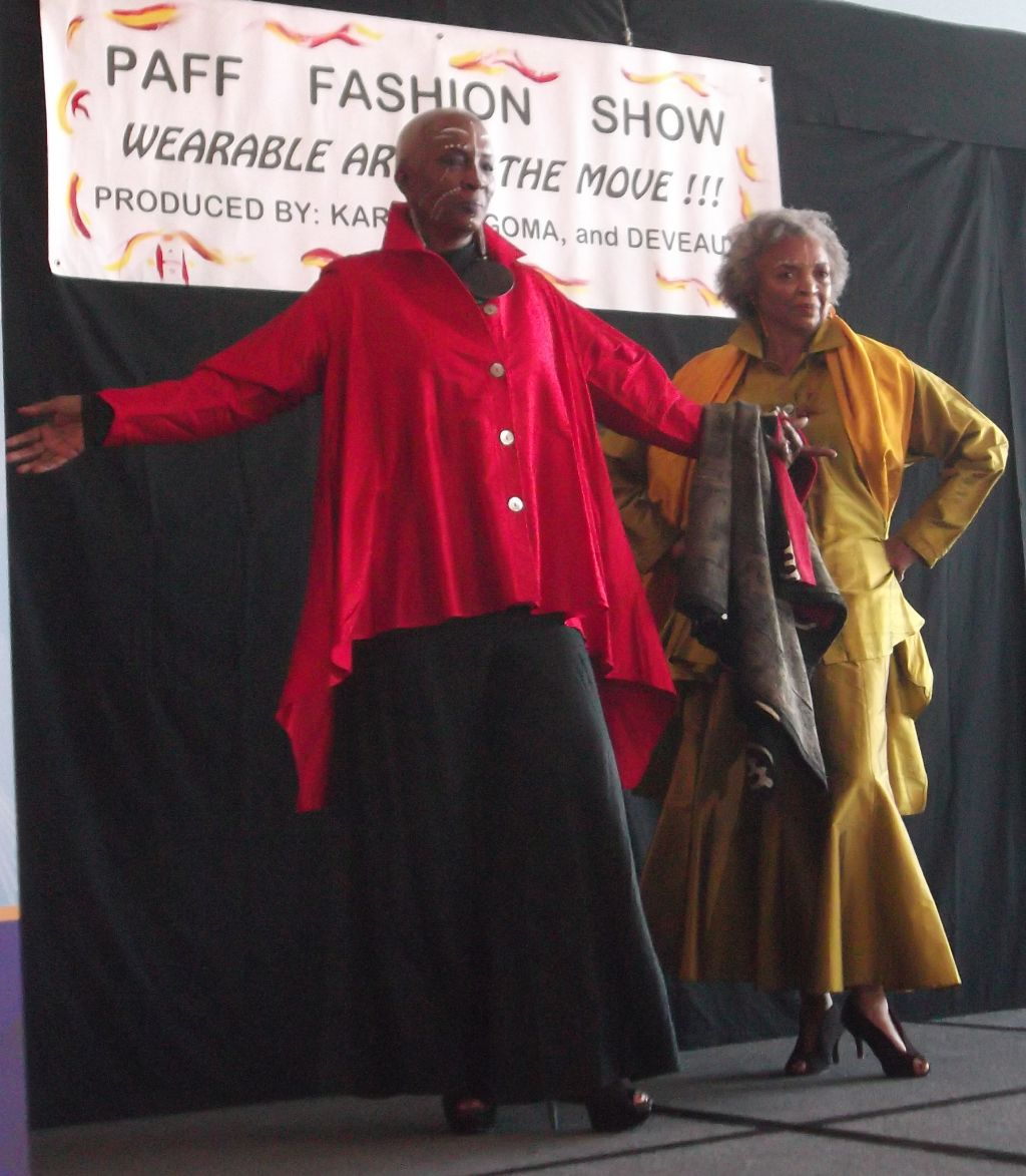 African American Fashion Show: Pan African Film And Arts Festival Fashion Show (PHOTOS