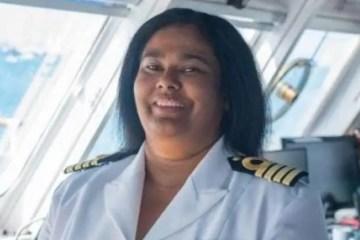 Meet Belinda Bennett ...The First Black Woman Cruise Ship ... Belinda Bennett