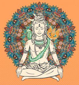 Trinidade Brahma Vishnu E Shiva Hélios Blog