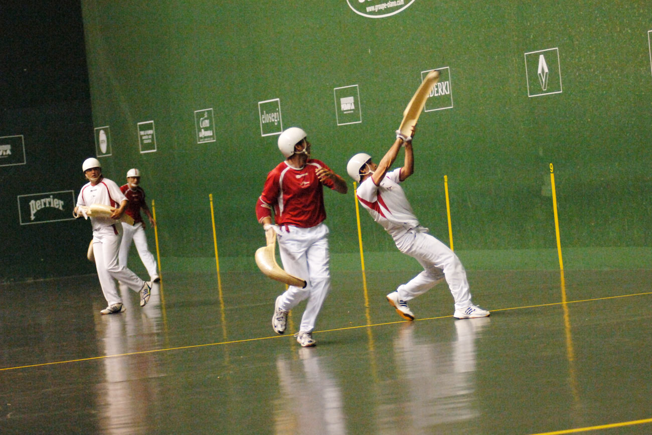 Jai Alai The Basque Sport That Took America By Storm