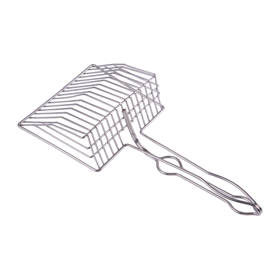 Cat Litter Box Scoop Scooper Sifter Metal Shovel Non Stick