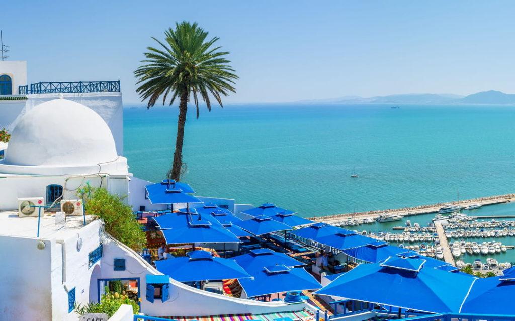 سيدي بوسعيد تونس