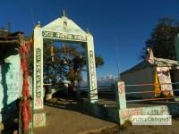 Entry Gate of Kartikswami Temple Trek from village
