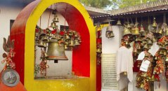 One of the Biggest Bell in Golu Devta Mandir