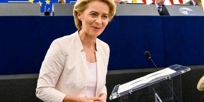 Parlament wählt Ursula von der Leyen zur Präsidentin der EU-Kommission